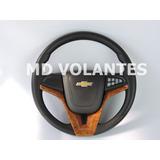 Volante Cruze Madeira Comando Som Corsa Sedan Classic Celta