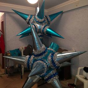 Piñatas Con Arte Navideñas Autenticas Con Calidad Y Diseño