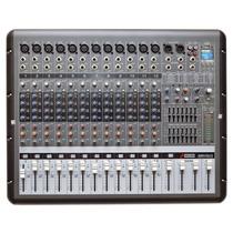 Sj Mesa Arcano Amplificada Armr12-fx 1300 Watts Equalizador