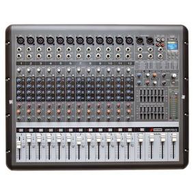 Sj Mesa Arcano Amplificada Armr12-fx 1300 Watts Eq 220v