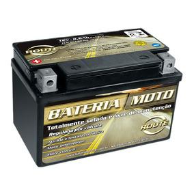 Bateria Route Ytz10s 8,6 Amper Hornet R1 R6 Bmw Cbr 600 Rr