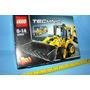 Lego Technic 42004 Retropala Cargadora Frontal 2 En 1 246p