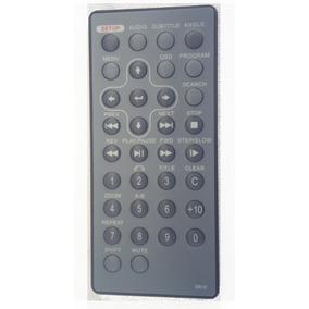 Controle Remoto Tectoy Dvd Portátil Dvt T6000 J2
