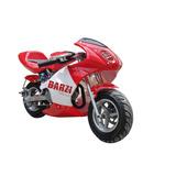 Mini Moto À Gasolina Barzi Motors