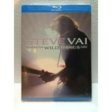 Bluray De Steve Vai - Where The Wild Things Are - (2 Discos)