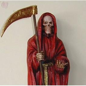 Santa Muerte Y Vela Gratis