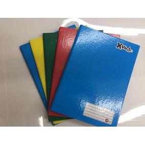 Caderno Brochurão - 96 Folhas - Maxima -pacote Com 5 Un