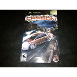 Guia Del Juego Need For Speed - Carbon Xbox
