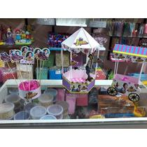 Soy Luna Accesorios Para Candy Bar