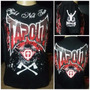 Camisa Camiseta Blusa Tapout Fight Not Team Mma
