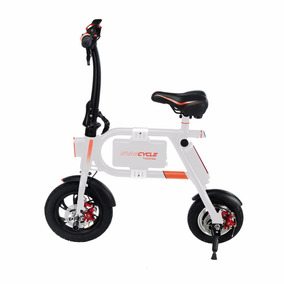 Bici Moto Scooter Pila Electrico Ecologico Plegable