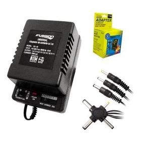 Eliminador De Corriente 500mah Con 7 Plugs Reforzado