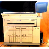 Plotter 6605 Xerox Gran Formato Adobe Postcript 3 Scan Color