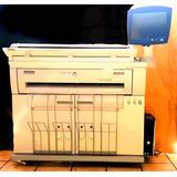 Plotter 6605 Xerox Gran Formato Adobe Postcript 3 Scan Color