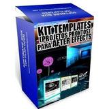 1500 Projetos Templates Adobe After Effects Videos Editaveis