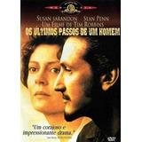 Dvd - Os Últimos Passos De Um Homem - Sean Penn - Lacrado