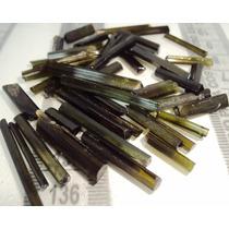 Lindo Lote De Turmalina Verde Claro - 3071