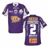 Camiseta Estudiantes Buenos Aires Sport2000 Suplente 2016