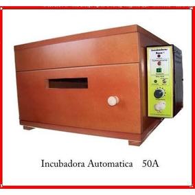 Incubadora Automática 50 Huevos, Aves, Gallina, Codorniz