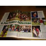El Gráfico 3867 E- 100º Edicion Abierto Polo Palermo Fangio