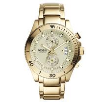 Relógio Feminino Analógico Fossil Ch2974/4dn - Dourado