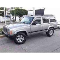 Jgo. De Cantoneras Jeep Cherokee Sport, Xj (97-01) To