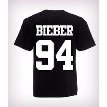 Poleras Justin Bieber La Rana