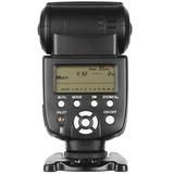 Flash Yongnuo Yn-565 Ttl Ex Nikon Funciona Guia 58 Garantia