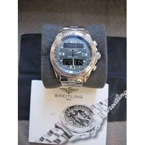 Reloj Breitling A68362 B1. Service Reciente. Como Nuevo