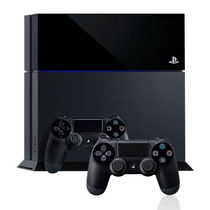 Playstation 4 Sony 500gb Ps4 + 2 Controles Dualshock