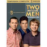Two And A Half Men - Dois Homens E Meio - 8ª Temporada