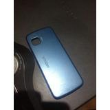 Capa Traseira Original Nokia 5230 / 5228 Azul