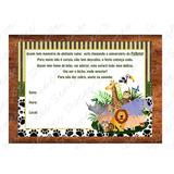 Convites Personalizados Para Aniversário Infantil