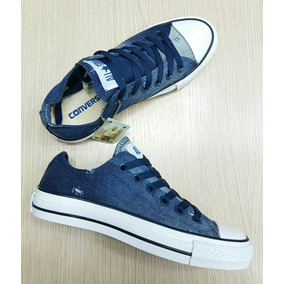 Tenis Zapatillas Converse All Star Jean Unisex