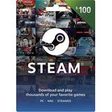 Steam Wallet Tarjeta 100 Us$ | Psntech