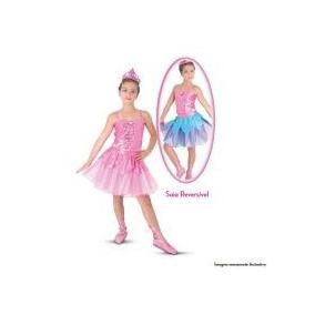 Fantasia Barbie E As Sapatilhas Magicas Luxo