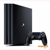Playstation 4 Pro Sony 1tb Ps4 4k Lançamento Pronta Entrega