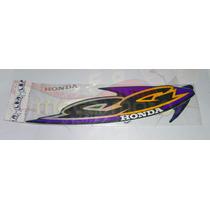 Jogo Kit Adesivos Cg Titan 125 2000 Ks Verde - Lb00613