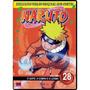 Dvd Naruto Volume 28 - O Sapo, A Cobra E A Lesma ( Grátis 1