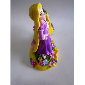 Rapunzel Exclusivas Piezas Artesanales En Porcelana Fria