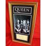 Queen Roger Taylor Autografo Original Certificado Ee.uu