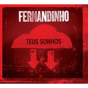 Cd Fernandinho Teus Sonho + Cd Galileu Fernandinho Kit