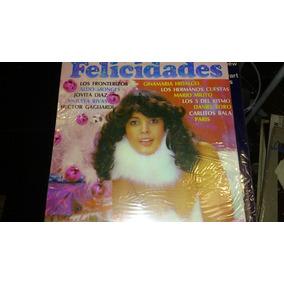 Disco Vinilo Varios Felicidades Jovita Diaz ¬ La Plata