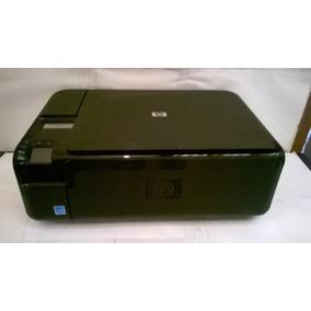 Multifuncional Hp Photosmart C 4480 Funcionando Usada