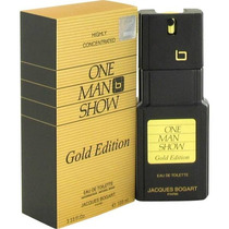 Perfume One Man Show Gold Edition Masculino Edt - 100ml