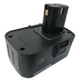 Bateria 12v Para Furadeira Cd121.1- Black & Decker