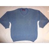 Pullover Sweater Legacy Talle 52 = L Escote En V
