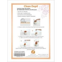 Forro Para Termocera Clean Depil Pct 6 Unid