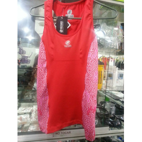 Musculosa Deportiva Yazuka Original P/mujer