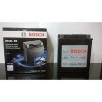 Bateria De Moto Bosch Sundown Max 125 Se / Sed